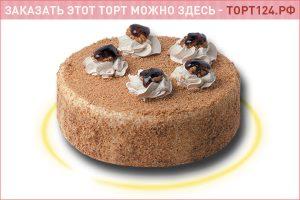 Торт Пчелиные соты