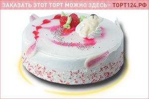 Торт Поцелуй ангела