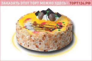 Торт Мелодия осени