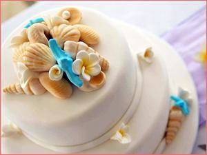 Оформление торта Морское путешествие